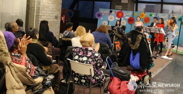 이노비, NYU병원에서 여성 장애인을 위한 공연펼쳐 (3).jpg